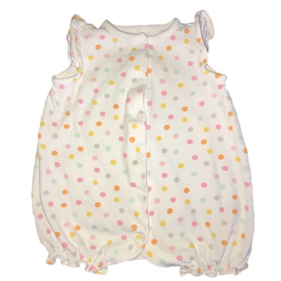 NWT Gymboree Baby Girl size 3-6 Month summer Shirt Romper Skirt